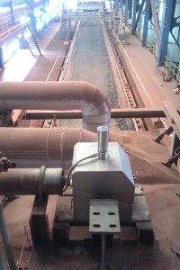 Cabinet Cooler Steel Mill